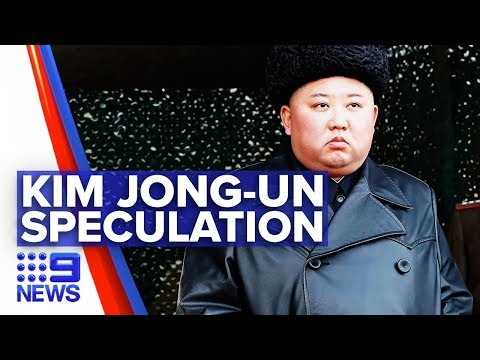 Reports Kim Jong-Un is dead | Nine News Australia