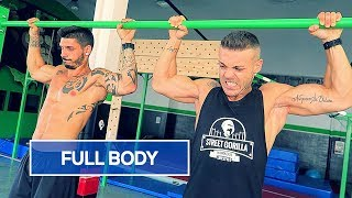 CIRCUITO FULL BODY 💣GORILLA SUMMER WORKOUT 2 ep. 1