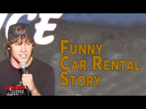 Funny Car Rental (Stand Up Comedy)