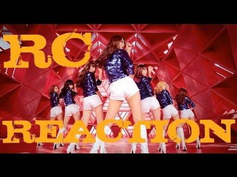 AOA GET OUT MV REACTION
