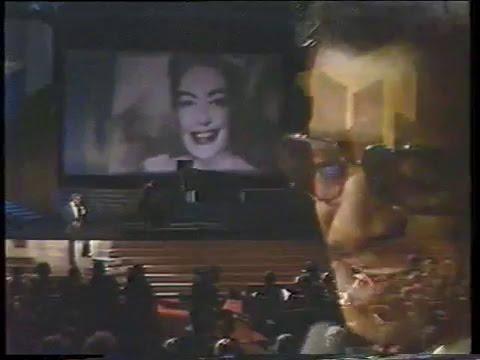 """In Memoriam"" Segment - 1978 Oscars Ceremony (Joan Crawford, Charlie Chaplin ect)"
