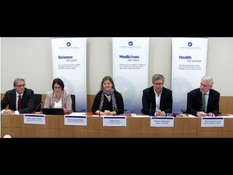 European Medicines Agency (EMA) virtual press briefing - PRIME: priority medicines