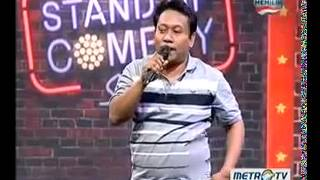 Stand Up Comedy Indonesia Arif Didu Terbaru! @StandUpComTV
