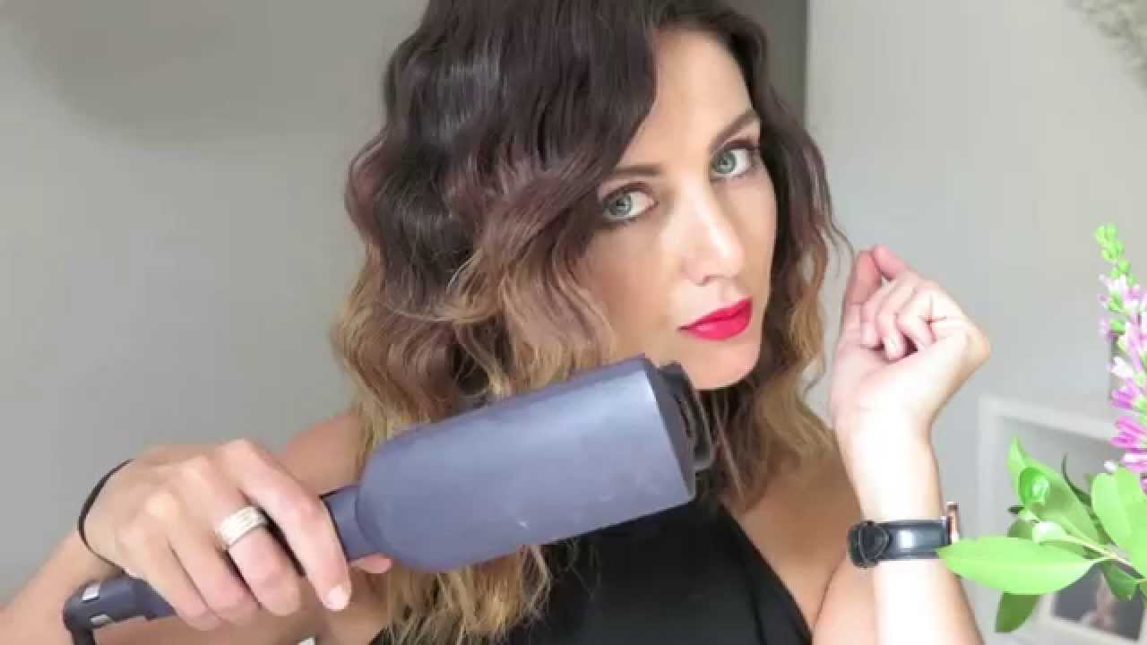 Get Glam With The Vs Sassoon Deep Wave Retro Glam Styler