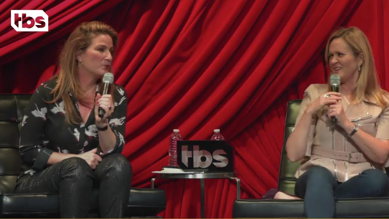sam-bee-and-ana-gasteyer-at-nycf-will-ivanka-trump-be-our-first-female-president-tbs