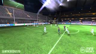 Present Technique FIFA ONLINE 3 By [GMTH]Redusto