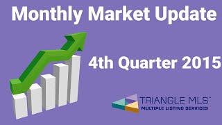 TMLS Market Update for 4th Quarter 2015