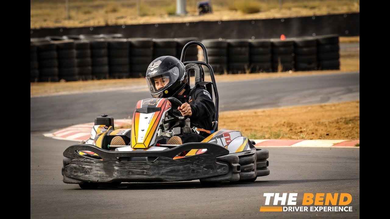 Karting - The Bend Motorsport Park
