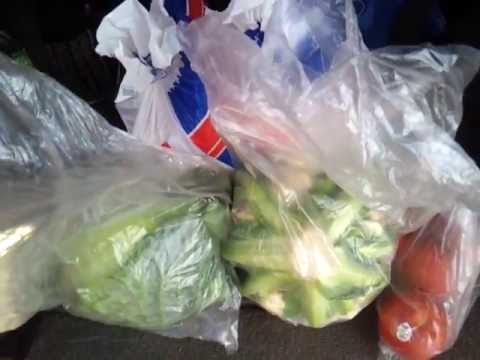 Stupid Plastic Produce Bags Go Reusable