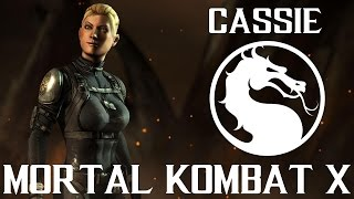 PECHUGAS CAGE | CASSIE CAGE | MORTAL KOMBAT X TORRES #10