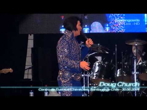 Doug Church - Runaway ( Mix-Cam - C.de Eventos Chimkowe, Santiago de Chile - 30.08.2014 )