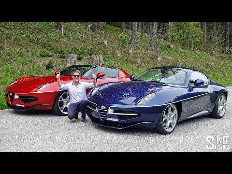 double-disco-volante-drive!-visiting-a-connoisseur's-car-collection