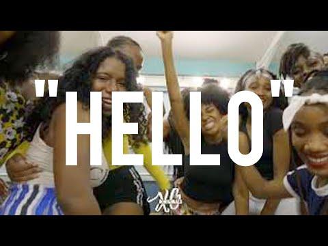"#islandHopMondays   Kes - Hello (folklore riddim) ""2018 Soca"" (XOriginals Choreography)"
