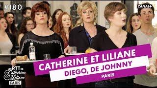 Dernier hommage à Johnny Hallyday - Catherine et Liliane - CANAL+