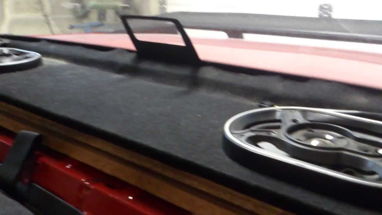 Volvo 740 Ljudbygge hatthylla YouTube