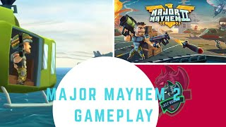 Mayhem 2 gameplay offline with high graphic 2018 by Lost gaming 2