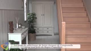 Le Repos Coquelicot - Chambres d'hôtes - Édition 2015 à Montillot (89)