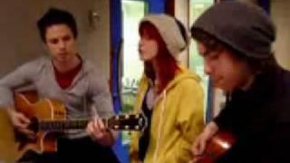 Paramore - Crushcrushcrush (Acoustic)