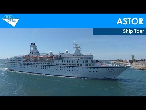 Astor Ship Tour (Cruise & Maritime Voyages / Transocean)