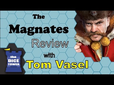 The Magnates review with Tom Vasel