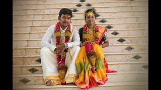 Lakshmanan Weds Suganya Wedding Day Promo
