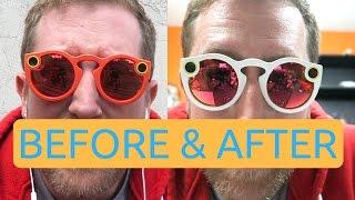 Paint Your Snap Spectacles FAIL?