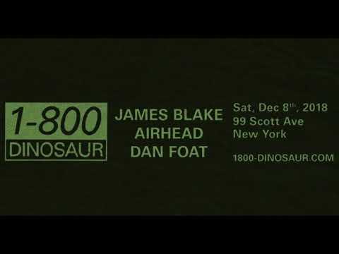 James Blake (1-800 DINOSAUR) - Love What Happened Here Mp3