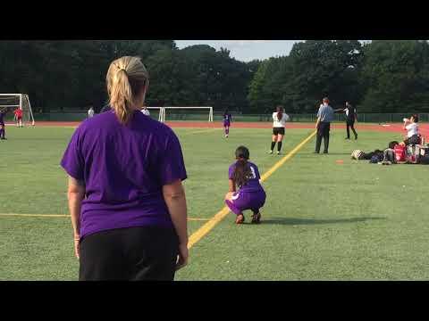 Newark Tech Girls Vs Lacordaire Academy