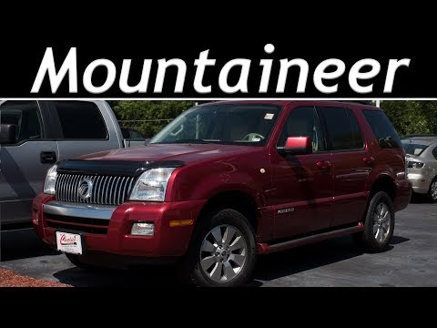 2007 Mercury Mountaineer AWD - Full Tour & Start Up [4k]
