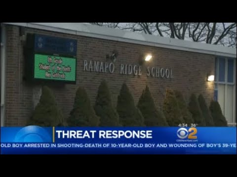 Extra Security At NJ School