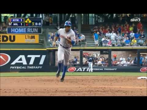 New York Mets | 2015 Home Runs (177)
