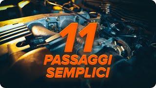 Sostituire Kit pasticche freni su Ford Fiesta ja8 - video trucchetti gratuiti