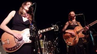 Smoke Fairies : Gastown : live at The Lexington : 1 February 2010