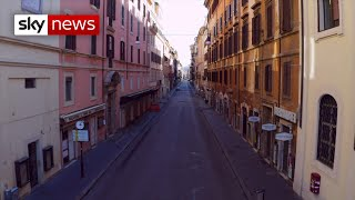 Italy's coronavirus journey: 'People don't sing from balconies anymore'