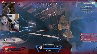 TWITCH CLIP: no,no,no,no please NO!   Apex Legends - Battle Royal