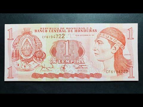 Honduras Pretty Banknotes