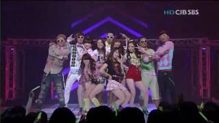 hd lee hyori kara u go girl special stage