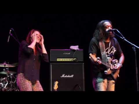 Eric Gales & Beth Hart - Catfish Blues (07.02.2017, Norwegian Jade)