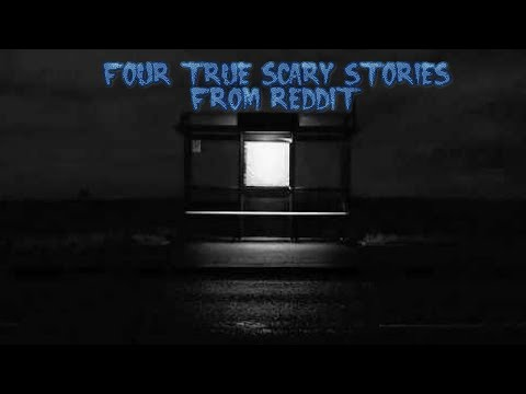 4 True Scary Bus Stories (Vol. 2)