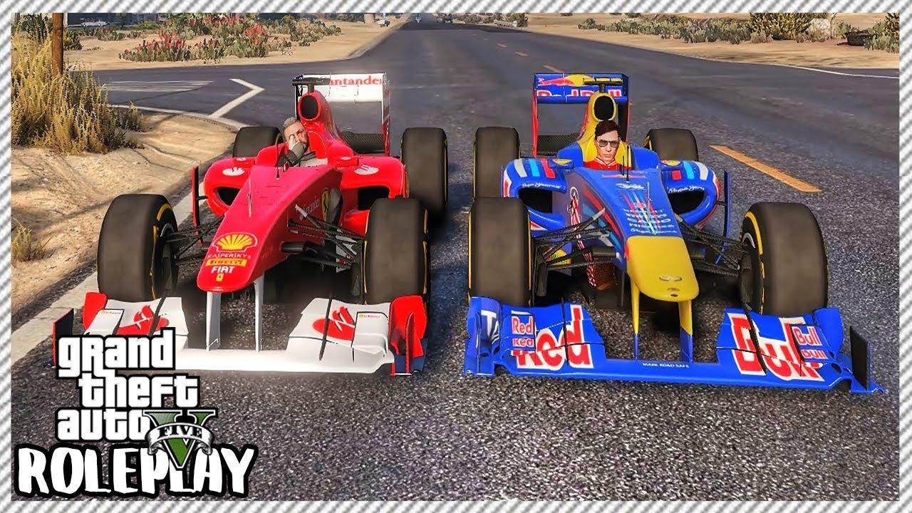 GTA 5 Roleplay - Formula 1 Street Racing | RedlineRP #407
