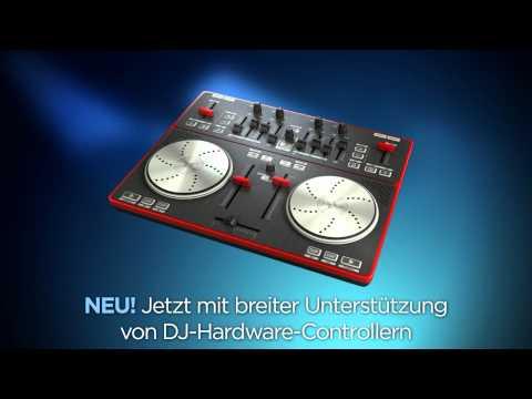 Das DJ-Programm für Anfänger und Fortgeschrittene - MAGIX Digital DJ 2 (DE)