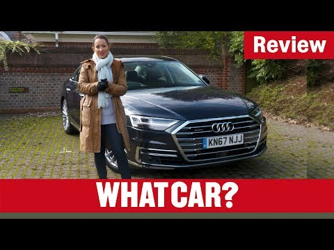 2018 Audi A8 Review  The Best Luxury Saloon On Sale
