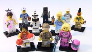 Lego Haul #6: Minifigures !!!