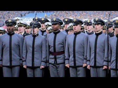 Army, Navy prepare for showdown