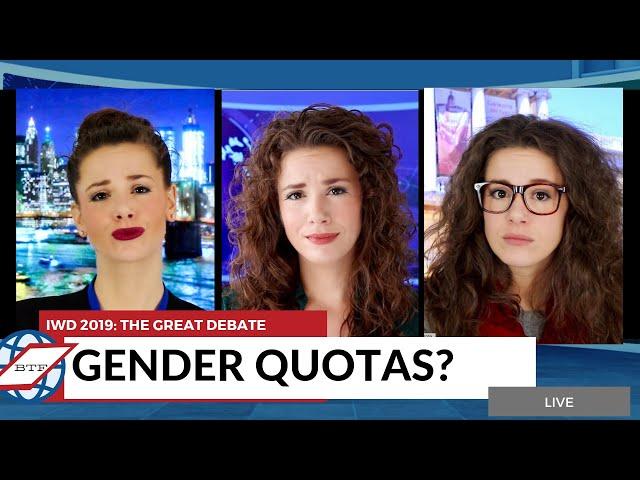 Debating Gender Quotas