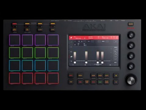 Akai MPC Touch MultiTouch Music Production Centre