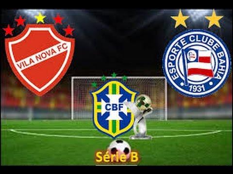 Gol: Vila Nova 0×1 Bahia Série B 2016