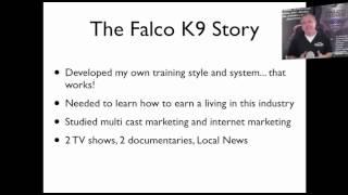 Train The Dog Trainer Elite 2.0 - Falco K9