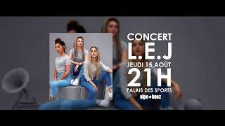 Concert L.E.J - Alpe d'Huez - 2019