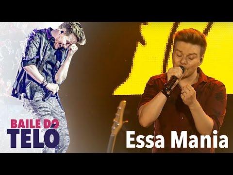 Michel Teló - Essa Mania (DVD Baile Do Teló)
